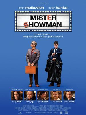 Affiche Mister Showman