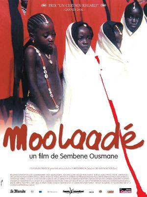 Affiche Moolaade