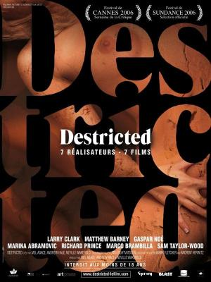 Affiche Destricted