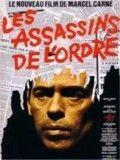 Affiche Les Assassins de l'ordre