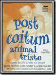 Affiche Post coitum, animal triste