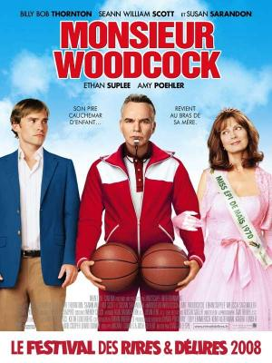 Affiche Monsieur Woodcock