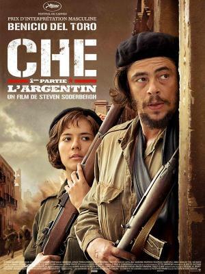 Affiche Che - 1ère partie : L'Argentin
