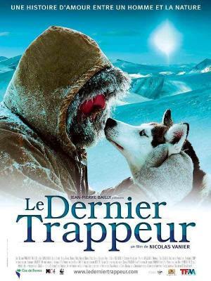 Affiche Le Dernier trappeur