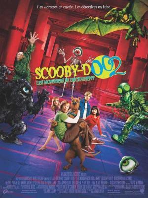 Affiche Scooby-Doo 2 - Les monstres se déchaînent