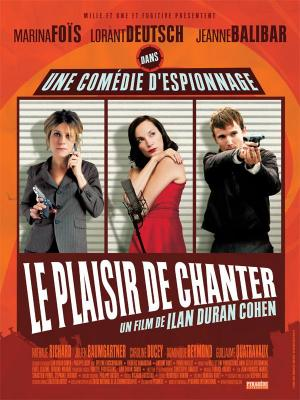 affiche Le Plaisir de chanter