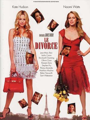 Affiche Le Divorce