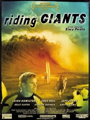 Affiche Riding Giants