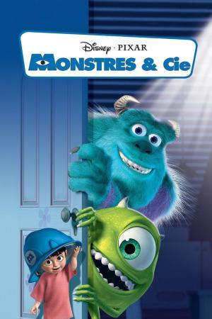 Affiche Monstres & Cie