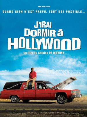 Affiche J'irai dormir à Hollywood