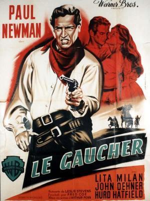 Affiche Le Gaucher