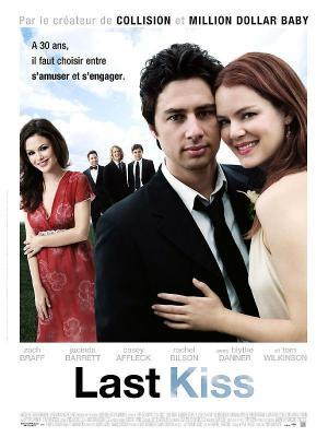 affiche Last Kiss