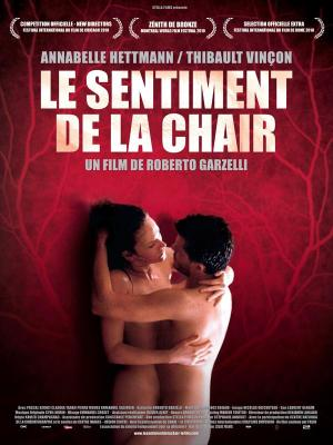 Affiche Le Sentiment de la chair