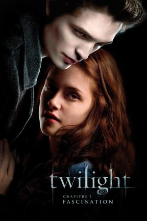 Affiche Twilight, chapitre 1 - Fascination