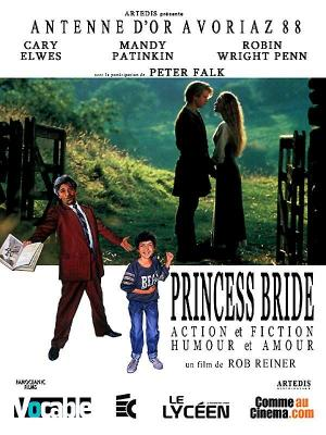 Affiche Princess Bride