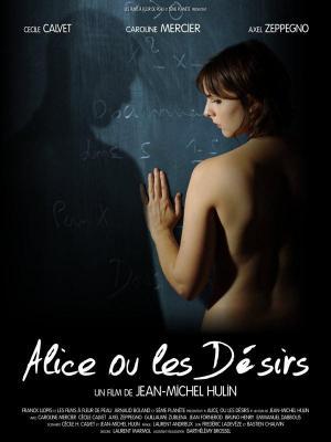 Affiche Alice, ou les désirs