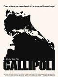 Affiche Gallipoli