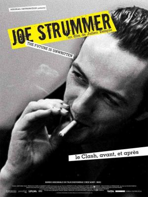 Affiche Joe Strummer : The Future Is Unwritten