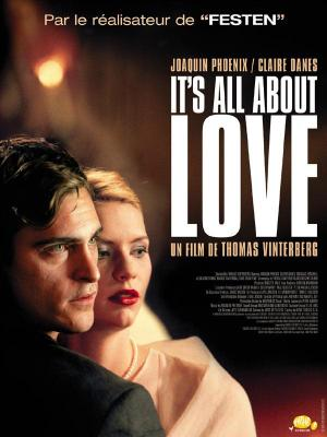 Affiche It's All About Love