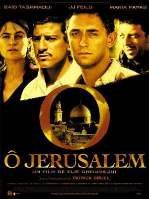 Affiche Ô Jérusalem
