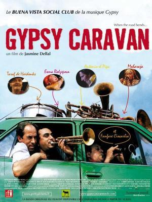 affiche Gypsy Caravan