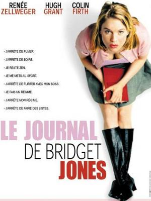 affiche Le Journal de Bridget Jones