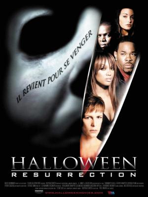 Affiche Halloween resurrection