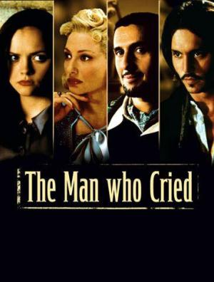 affiche The Man Who Cried