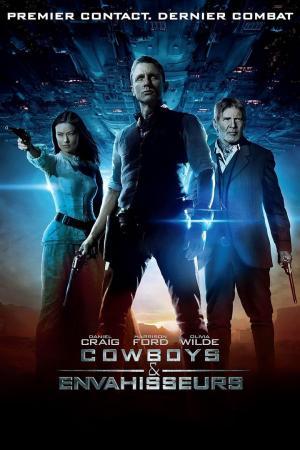 Affiche Cowboys & Envahisseurs