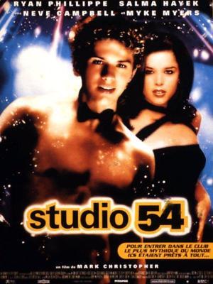 Affiche Studio 54
