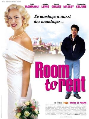 Affiche Room to rent