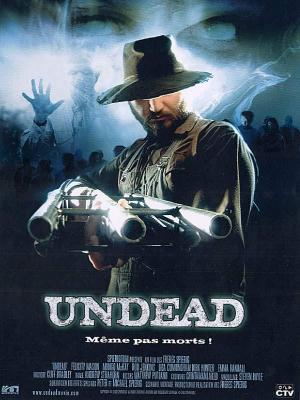 Affiche Undead
