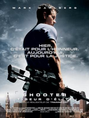 Affiche Shooter tireur d'élite