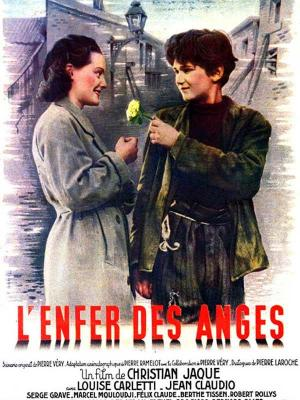Affiche L'Enfer des anges