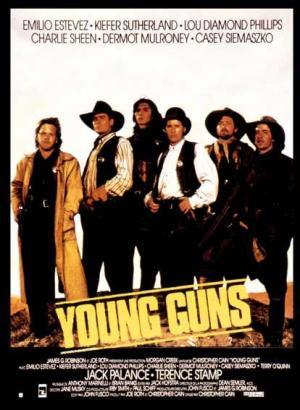 Affiche Young Guns