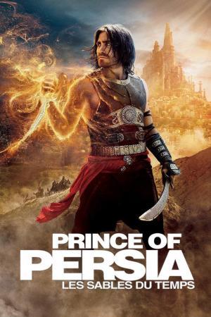 Affiche Prince of Persia - Les Sables du temps