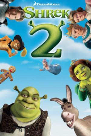 Affiche Shrek 2