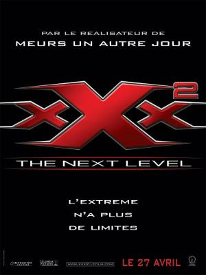 Affiche xXx 2 : The Next Level