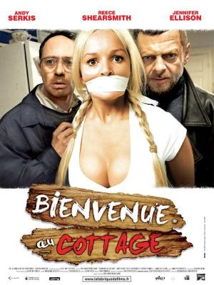 Affiche Bienvenue au cottage