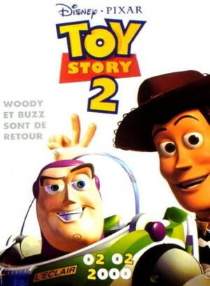 Affiche Toy Story 2