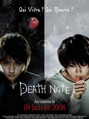 Affiche Death Note : the Last Name