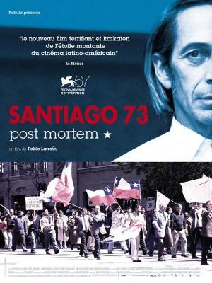 Affiche Santiago 73, Post Mortem