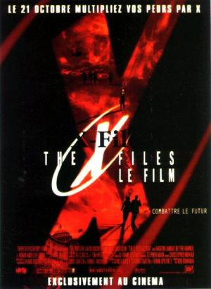 Affiche The X Files, le film