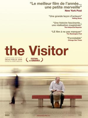 Affiche The Visitor
