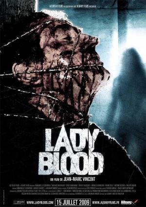 Affiche Lady Blood