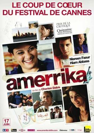 Affiche Amerrika