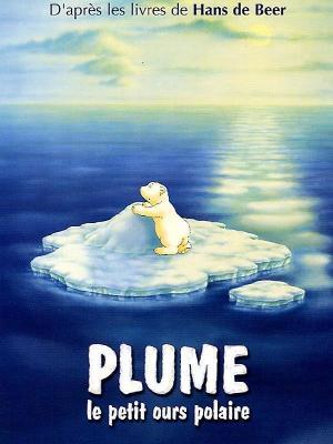 affiche Plume, le petit ours polaire