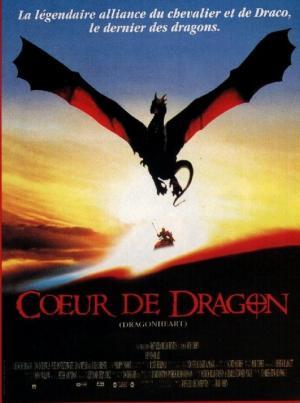 affiche Cœur de dragon