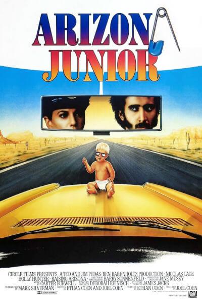 Affiche Arizona Junior