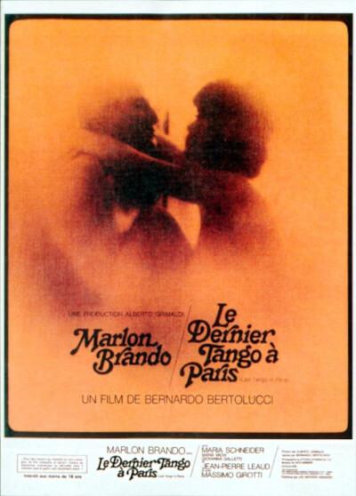 Affiche Dernier Tango à Paris